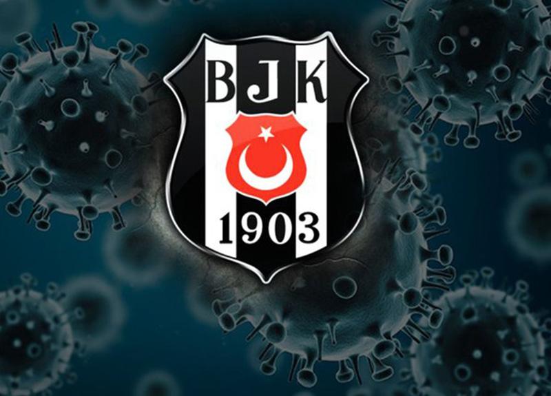 Beşiktaş'ta koronavirüs şoku! 2 futbolcuda testler pozitif...