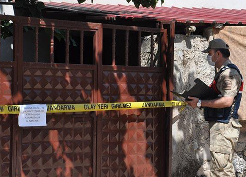 Gaziantep'te 'geçmiş olsun' ziyareti pahalıya patladı! 49 kişi karantinada!