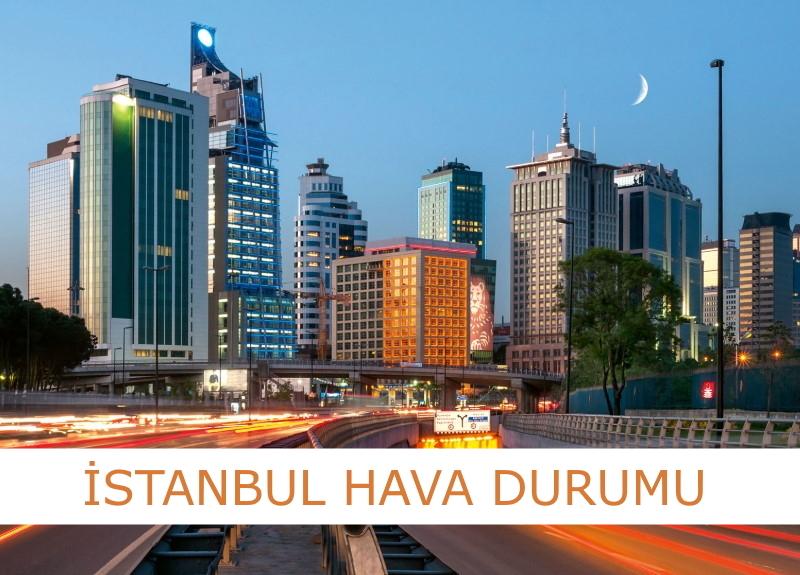 İstanbul hava durumu: Bugün hava nasıl? 25-29 Haziran Meteoroloji sıcaklık verileri