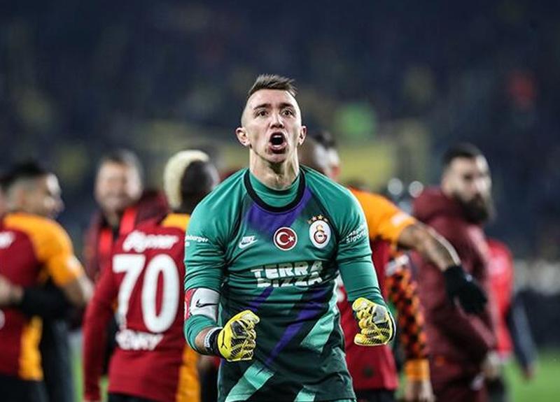 Galatasaray'a Fernando Muslera müjdesi! Beklenenden daha kısa sürede dönebilir...