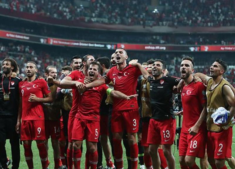A Milli Takım'ın UEFA Uluslar Ligi maç fikstürü belli oldu