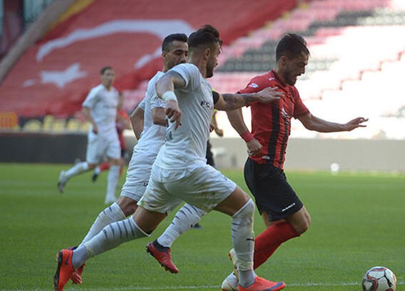 Eskişehirspor TFF 2. Lig'e düştü!