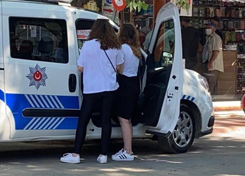 YKS sınavına giden genç kıza maske takmadığı için ceza kesildi!