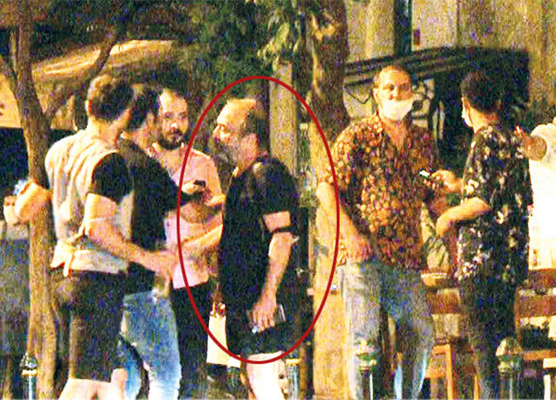 Oyuncu Ayhan Taş, oturduğu mekanda kavga çıkınca neye uğradığını şaşırdı!