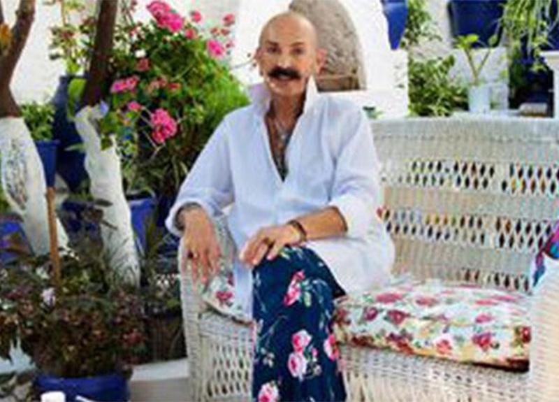 Cemil İpekçi, Bodrum'daki villasının kapılarını açtı!