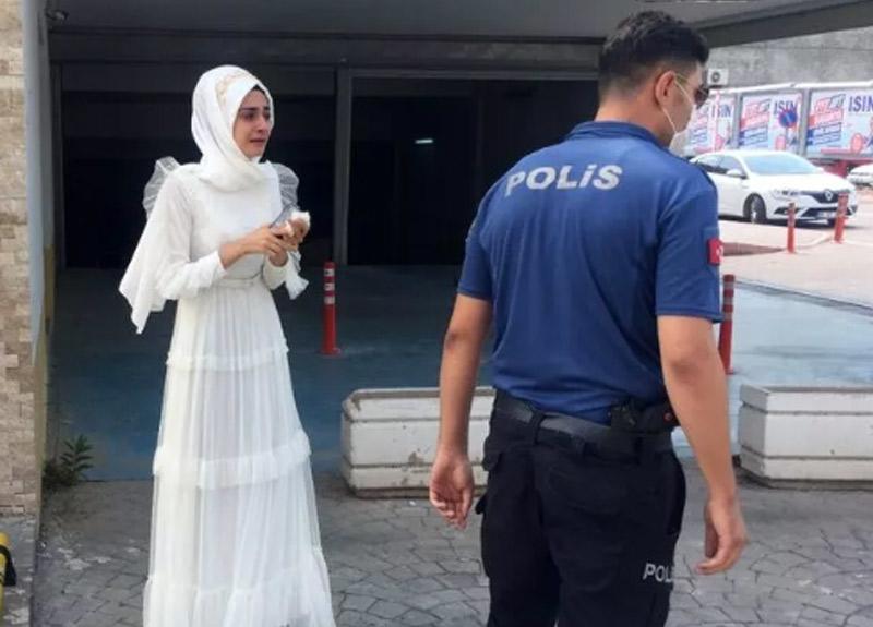 Adana'da iğrenç olay! Zorla evlendirilmeye çalışan kızın yardımına polis koştu...