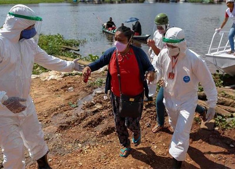 Meksika, Brezilya ve Hindistan'da koronavirüs ölümleri sürüyor!