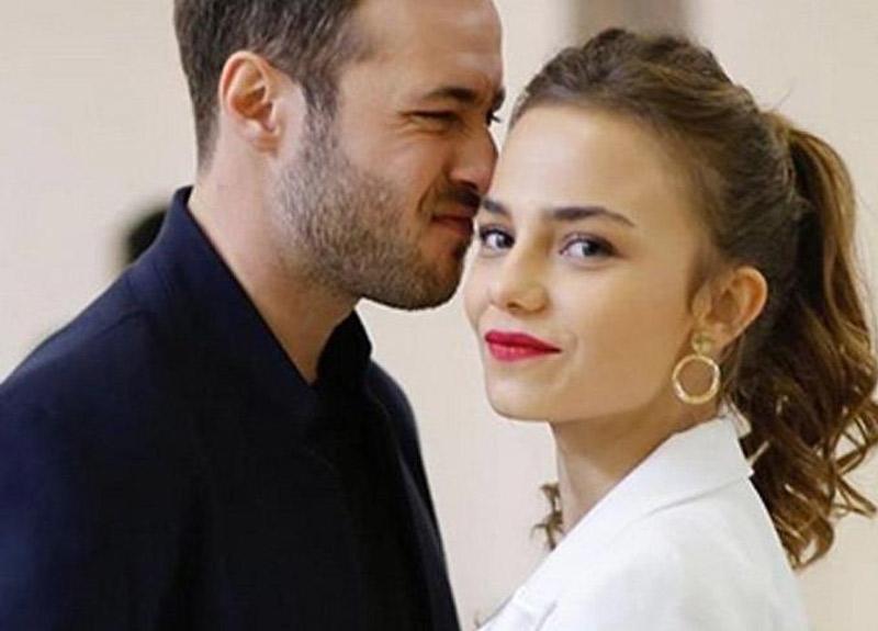 Bahar Şahin, Ozan Dolunay'la öpüşme iddialarını yanıtladı!