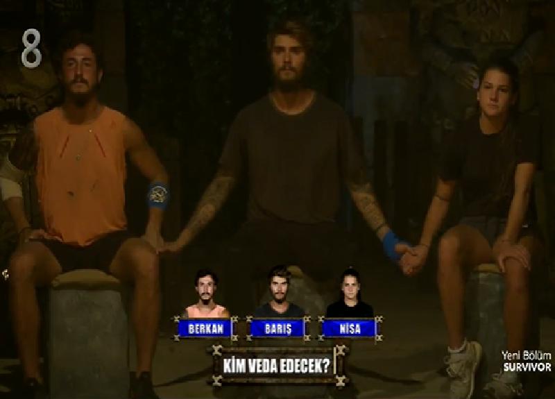 Survivor'da kim elendi? 30 Haziran Survivor 2020'de adaya kim veda etti? İletişim oyunu ödülünü kim kazandı?