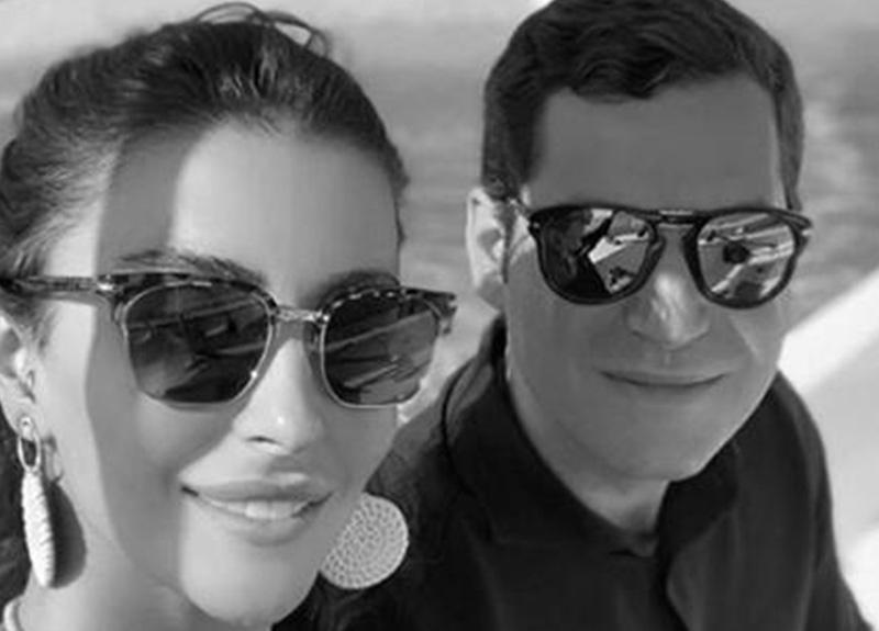 Özge Ulusoy sevgilisi Faruk Çolakoğlu'nun doğum günün sosyal medya hesabından kutladı