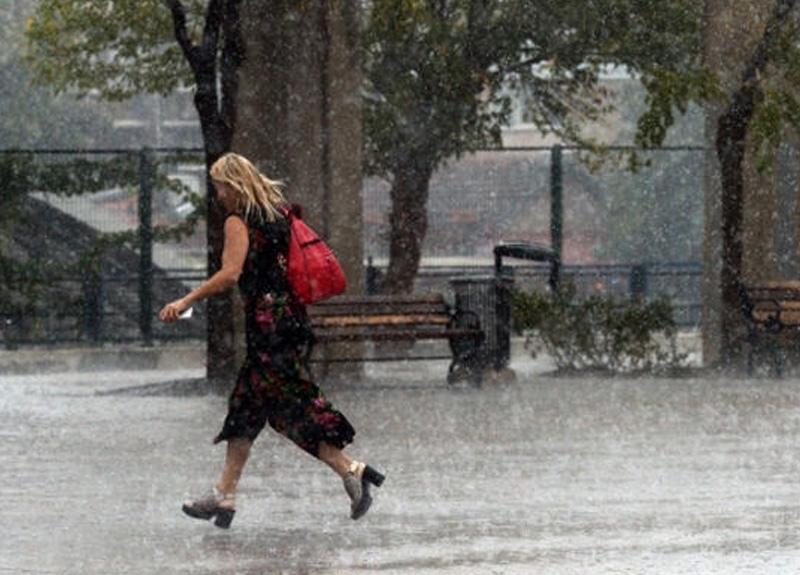 Meteoroloji 8 il için sağanak yağış uyarısında bulundu