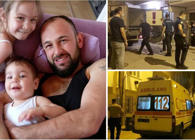 Bursa'da korkunç olay... Eşini ve çocuklarını yatakta cansız bulan baba sinir krizi geçirdi!