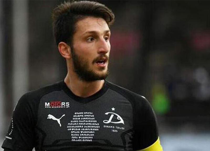 Beşiktaş'ın transferi için anlaşmaya vardığı Nika Ninua, yine kadroya alınmadı!