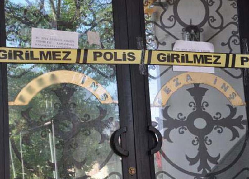 Gaziantep'te testi pozitif çıkan bir kişinin oturduğu apartmanda yaşayan 53 kişi karantinaya alındı