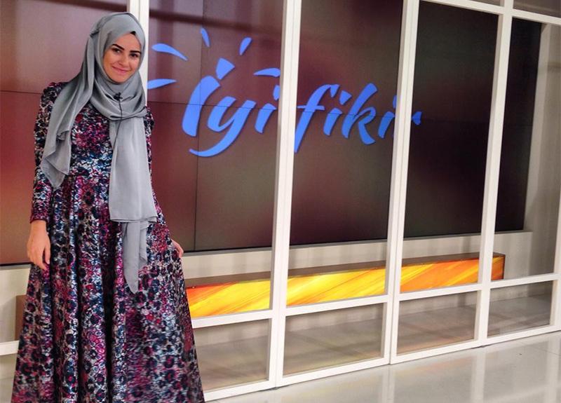 Tesettür modasında Türkiye'yi dünyada temsil eden modacı Zehra Uçar'ın ödül heyecanı!