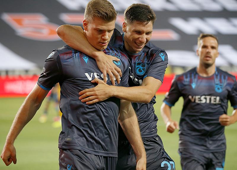 Trabzonspor'un yıldızı Aleksander Sörloth için Napoli devrede!