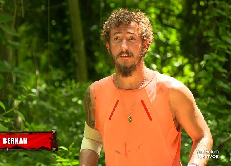 Survivor Berkan kimdir? Survivor 2020 eleme adayı Berkan Karabulut kaç yaşında, nereli?