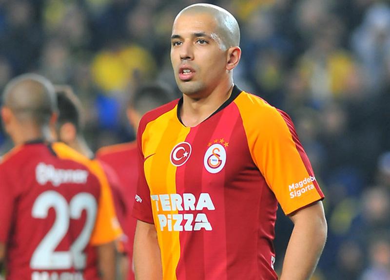 Galatasaray'da günâh keçisi ilân edilen Sofiane Feghouli ile yollar ayrılıyor!