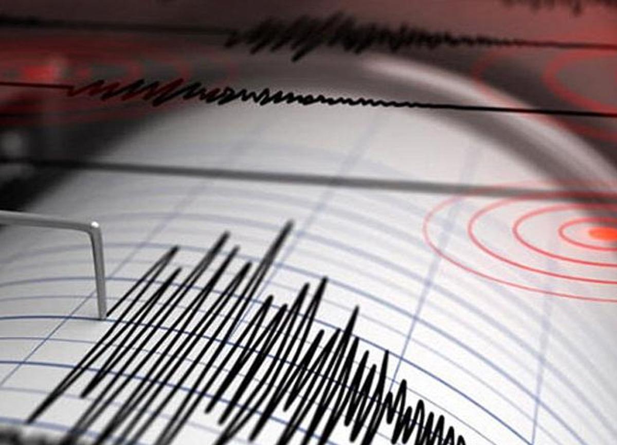 Ege Denizi'nde 3, 5 büyüklüğünde deprem oldu