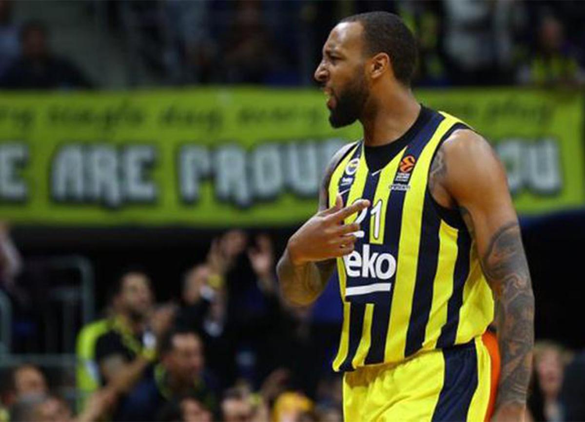 Fenerbahçe Beko'da ayrılık! Derrick Williams'la yollar ayrıldı!
