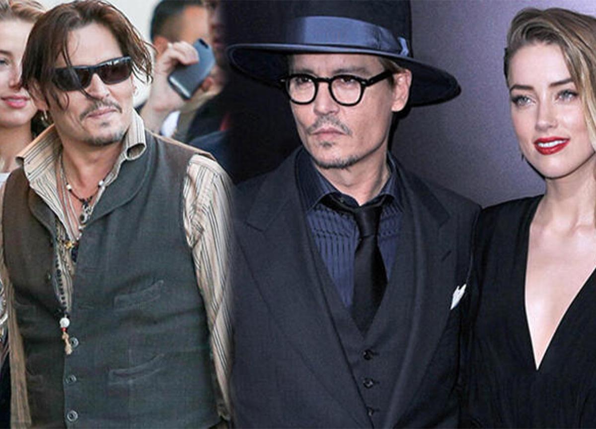 Bu kez Johnny Depp'in köpek gibi uluyarak Amber Heard'e saldırdığı iddia edildi!