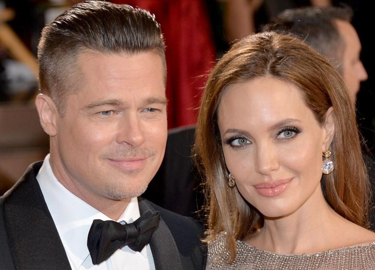 Geçtiğimiz yıl boşanmışlardı... Brad Pitt ile Angelina Jolie arayı düzeltti