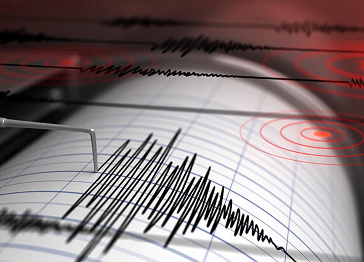 Son dakika: Balıkesir'de 3.7 büyüklüğünde deprem oldu!