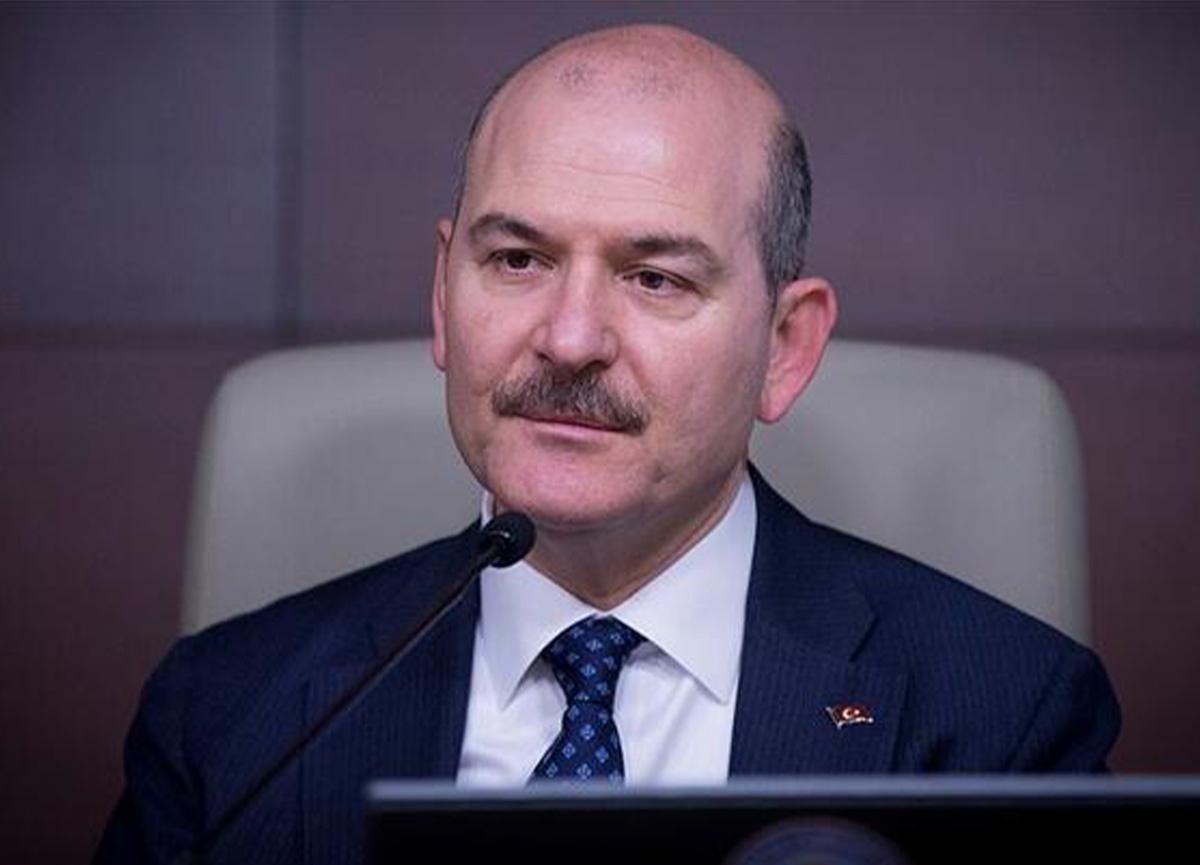 İçişleri Bakanı Süleyman Soylu'nun kayınpederi Metin Dinç hayatını kaybetti!