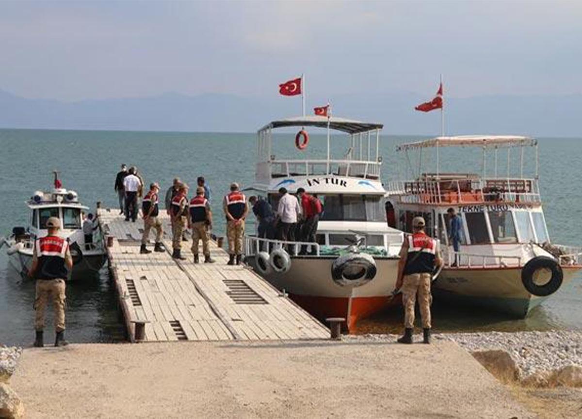 Van'daki tekne faciasında ölü sayısı 21'e yükseldi!