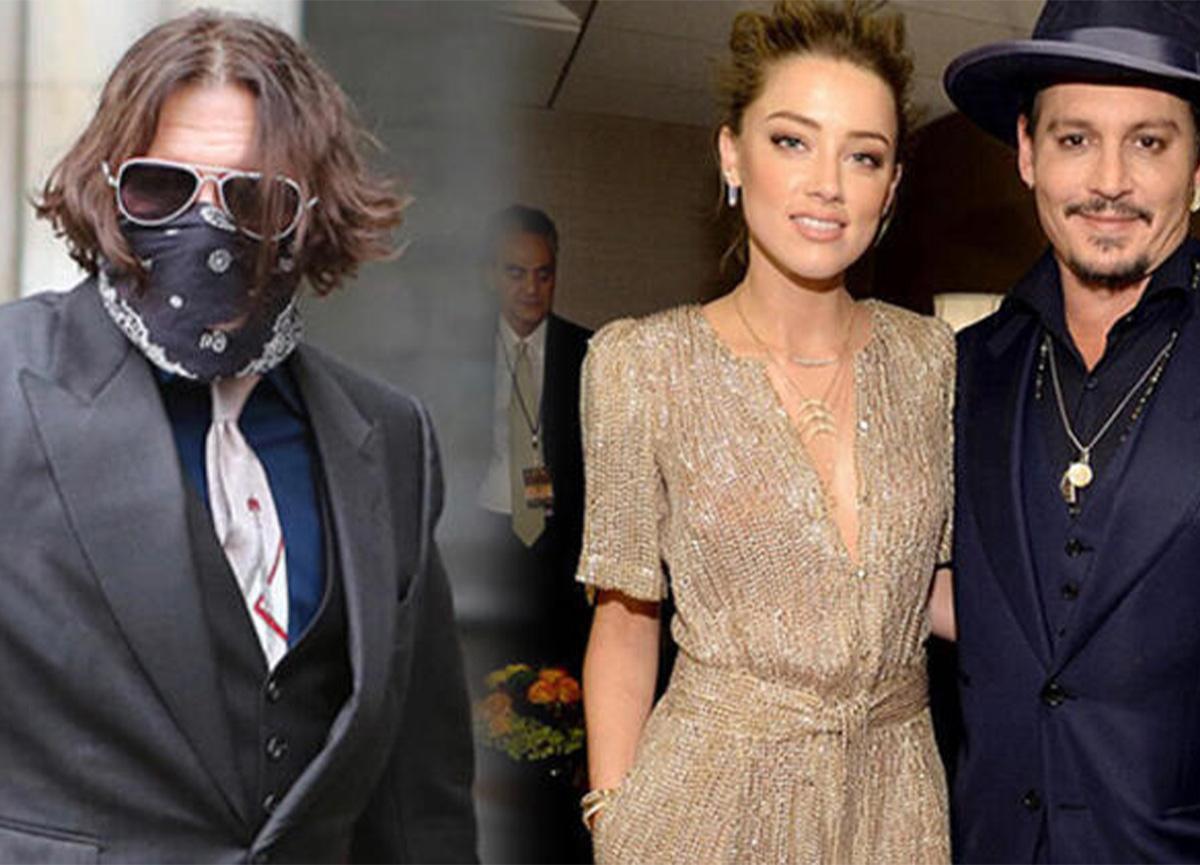 Johnny Depp, yanlış beyanda bulunduğu için mahkemeden özür diledi