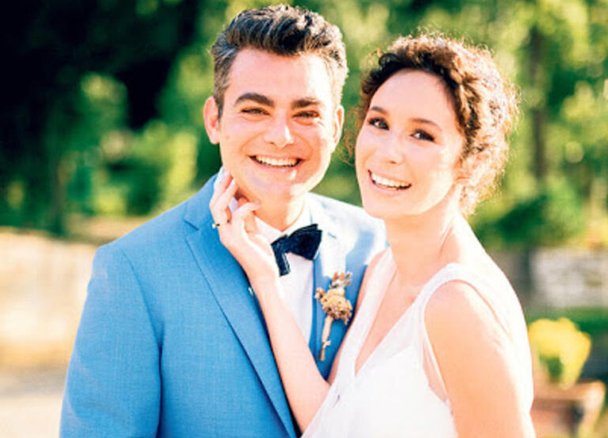 Ünlü oyuncu Murat Eken ve Gizem Önen tek celsede boşandı!
