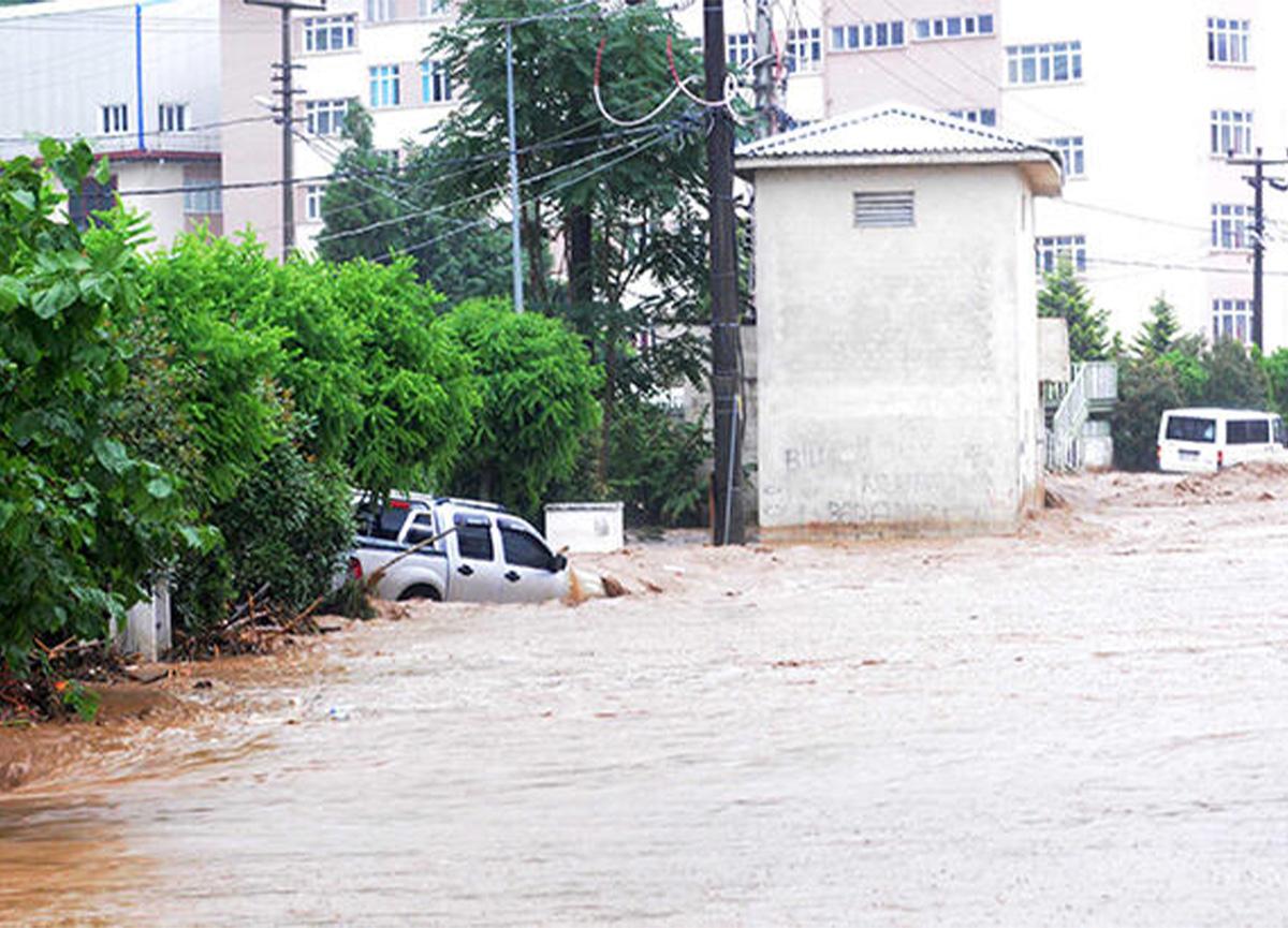 Rize Çayeli'ndeki sel felaketinde 2 kişi hayatını kaybetti!