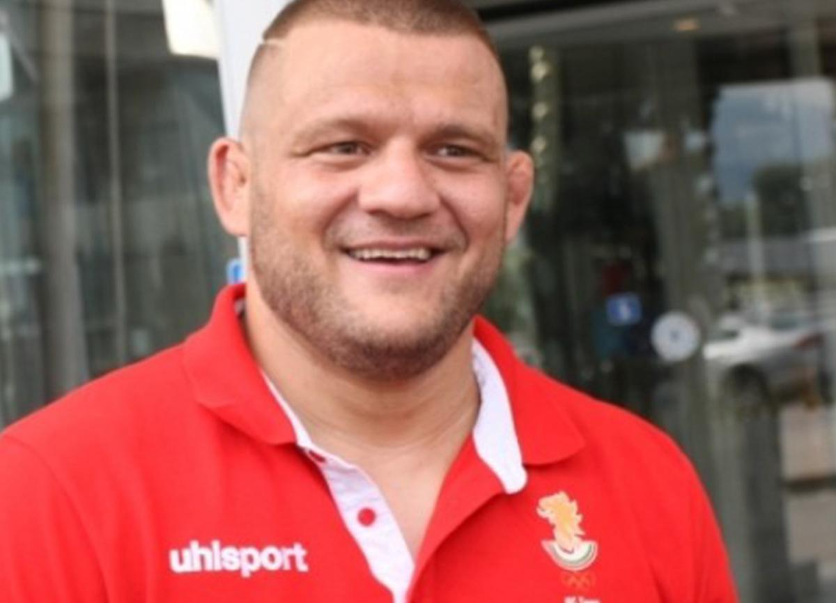 33 yaşındaki Bulgar güreşçi Nikolay Şhterev, koronavirüse yenildi!