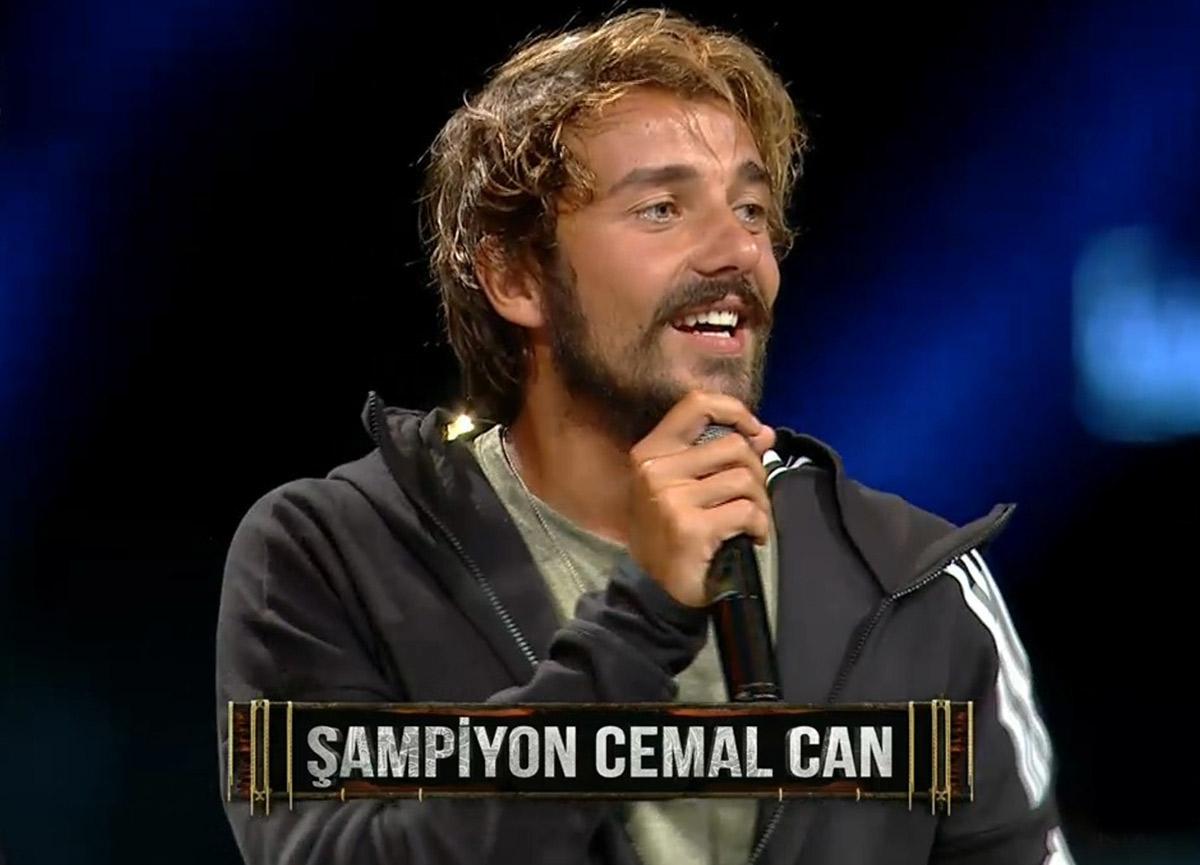 Survivor 2020 şampiyonu Cemal Can kimdir? İşte şampiyon Cemal Can Canseven'ın hayat hikayesi