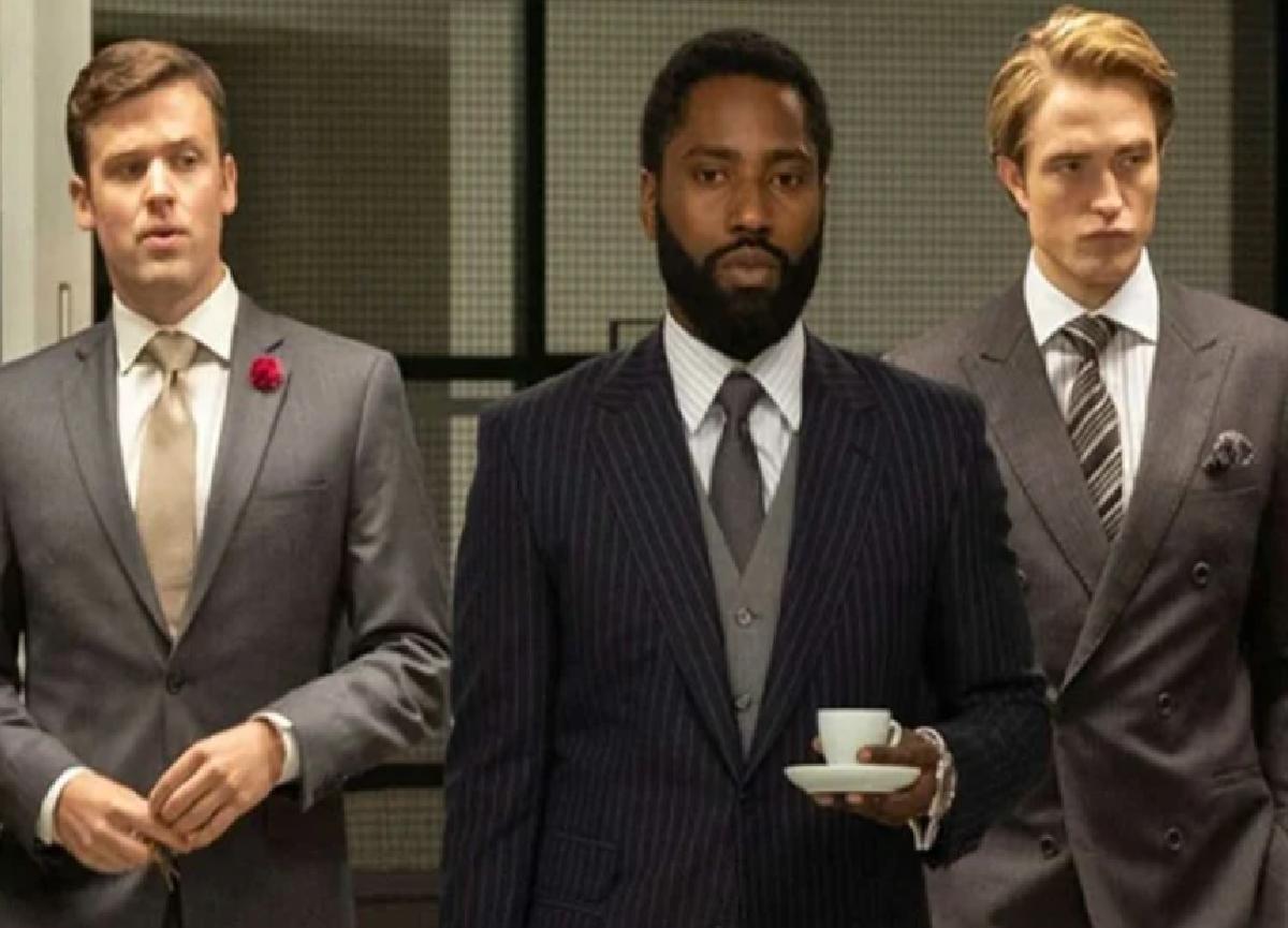 Christopher Nolan'ın merakla beklenen filmi 'Tenet' süresiz olarak ertelenmişti. Yeni vizyon tarihi belli oldu