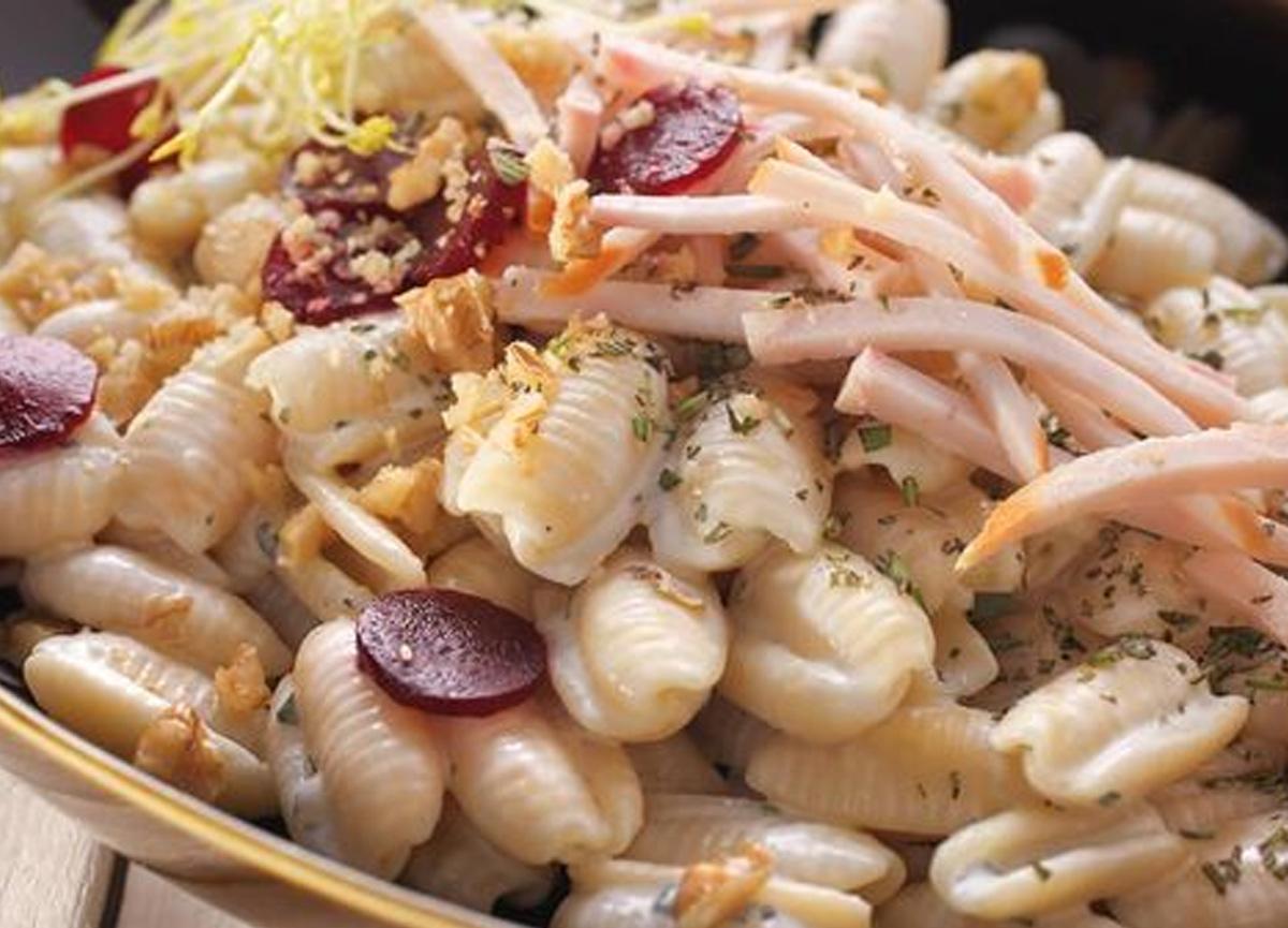 4 peynirli Gnocchi (Niyokki) nasıl yapılır? | MasterChef Türkiye 4 peynirli Gnocchi tarifi ve malzemeleri