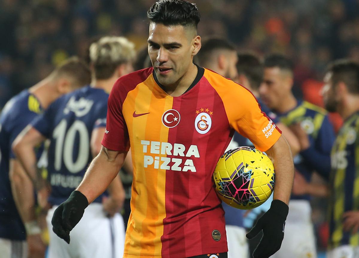 Galatasaray'dan flaş Radamel Falcao kararı!