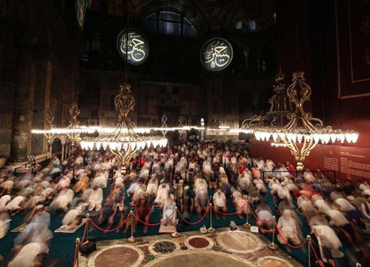 İstanbul bayram namazı saat kaçta? Diyanet 2020 İstanbul Kurban Bayramı namazı saati