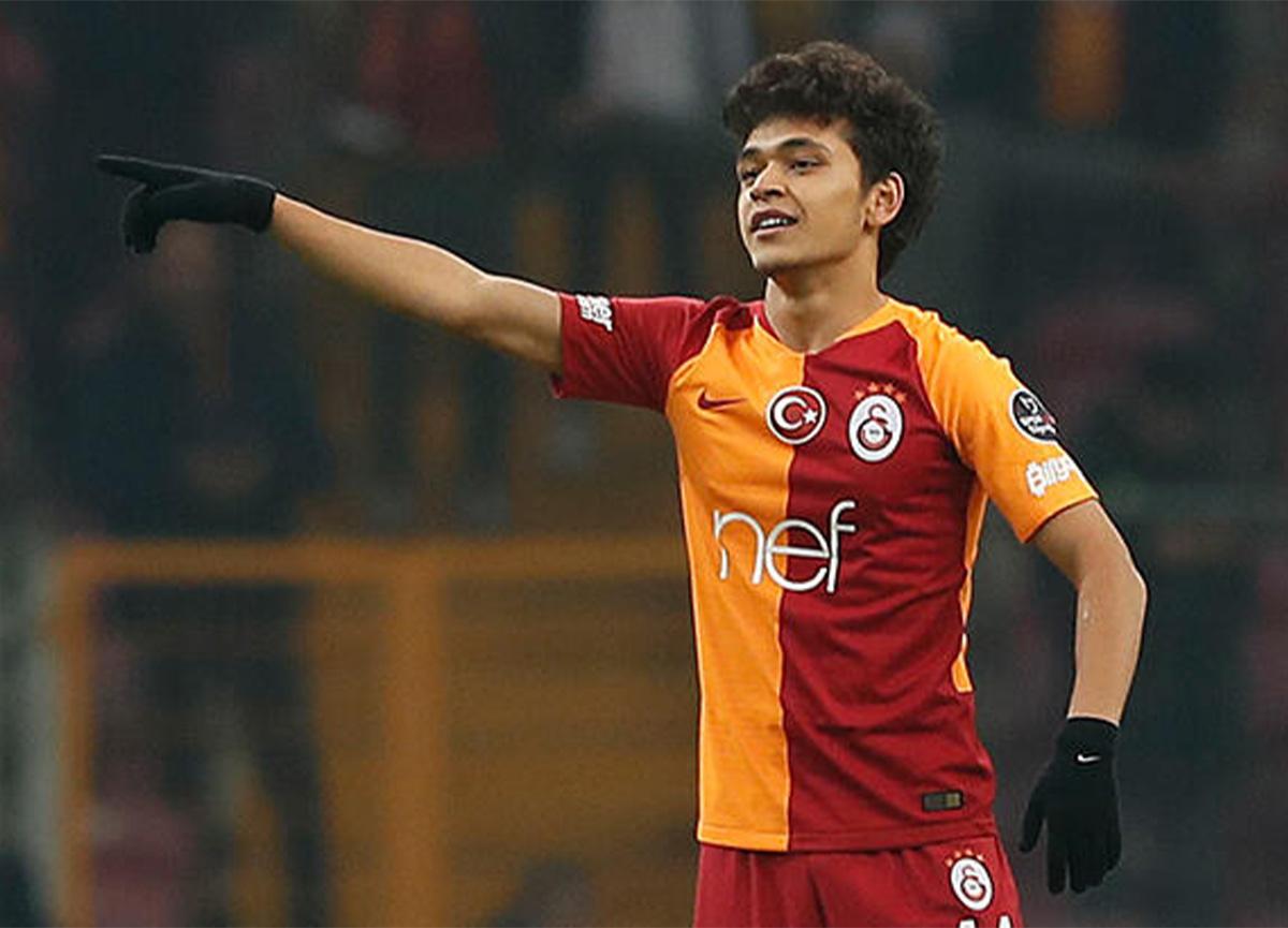 17 yaşındaki Mustafa Kapı'nın, Lille'ye transfer olacağı konuşuluyor!