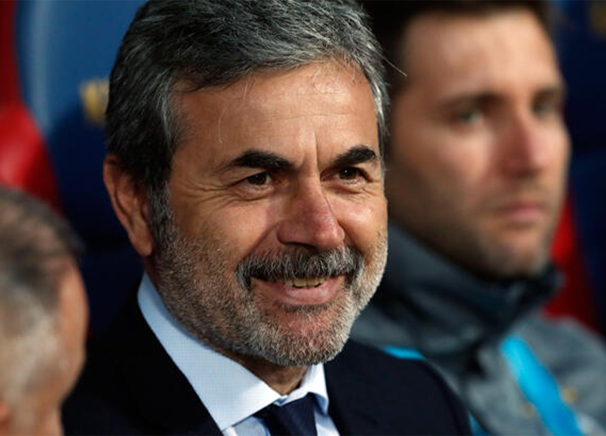 Aykut Kocaman'ın TFF 1. Lig ekiplerinden Altay ile anlaştığı iddia edildi!