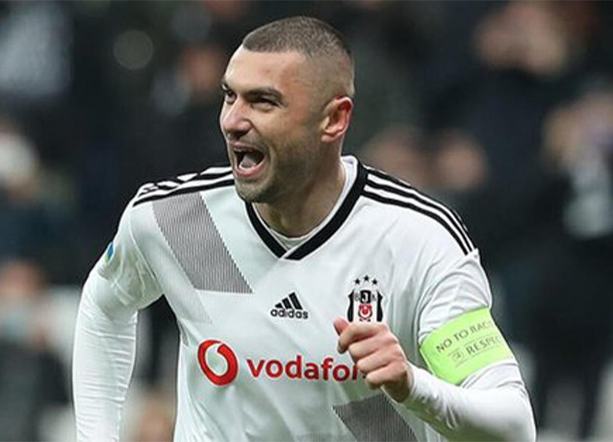Burak Yılmaz, Fransız ekibi Lille ile 2 yıllık sözleşmeye imza attı!