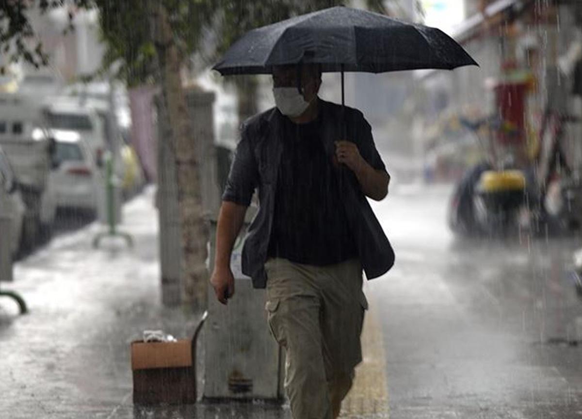Doğu Anadolu için yağış ve dolu uyarısı