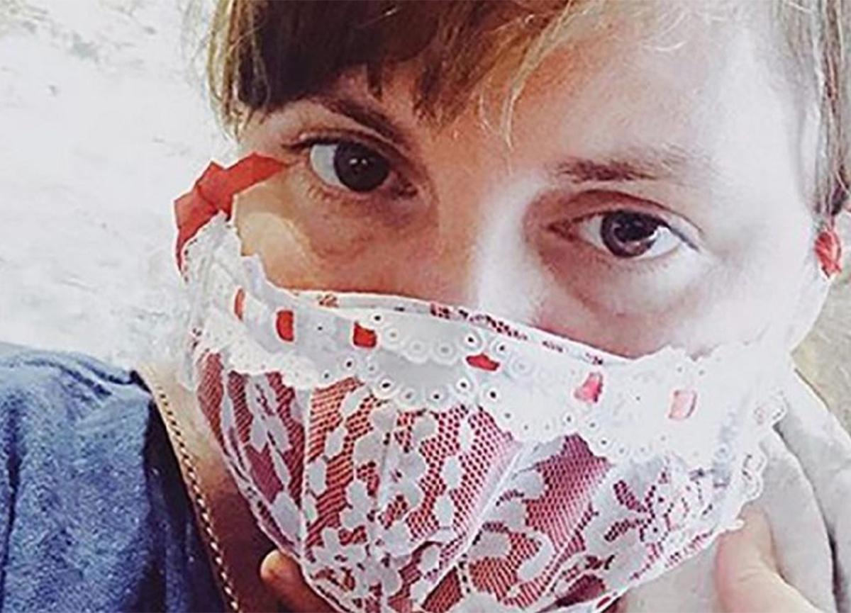 Ünlü oyuncu Lena Dunham, mart ayında koronavirüse yakalandığını itiraf etti!