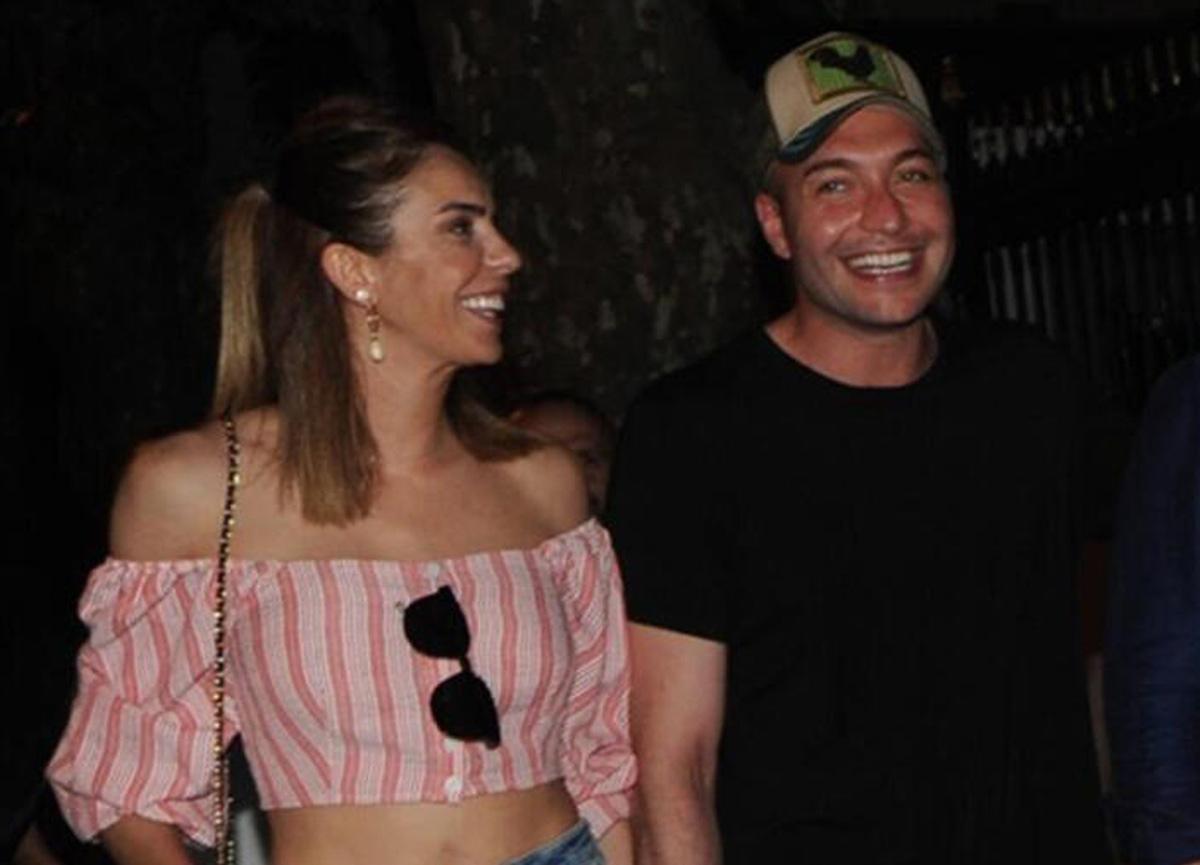 Oyuncu Görkem Sevindik, sevgilisi Kübra Siyahdemir'e evlilik teklif etti