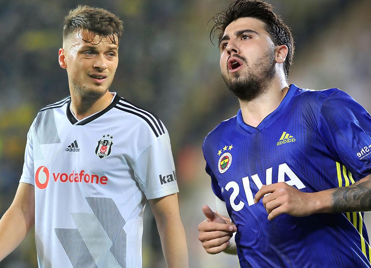 Yılın takası: Ozan Tufan Beşiktaş'a, Adem Ljajic Fenerbahçe'ye