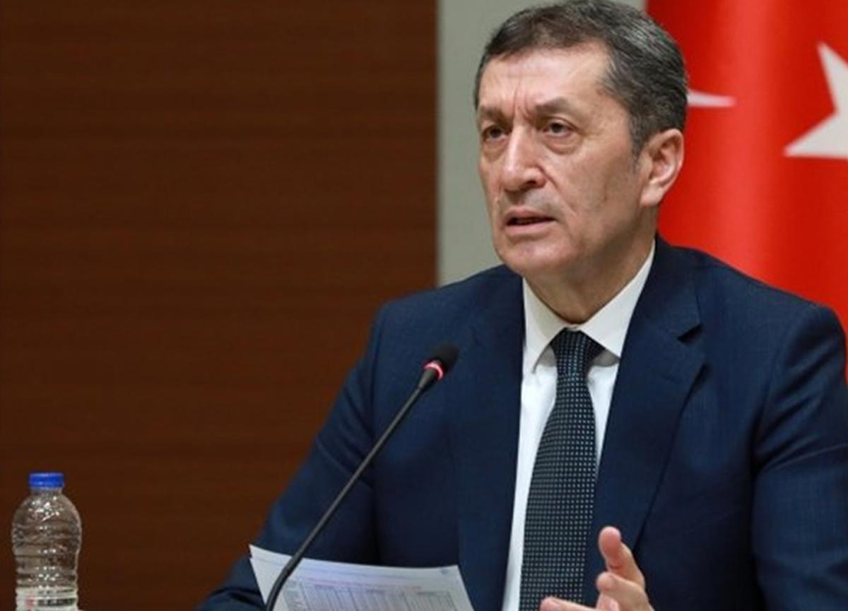 Son dakika haberi... Milli Eğitim Bakanı Ziya Selçuk'tan flaş açıklama: Okullar açılmasın demek...