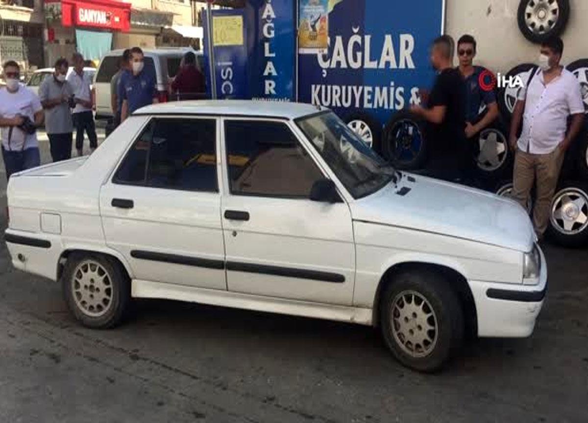 Adana'da filmleri aratmayan soygun