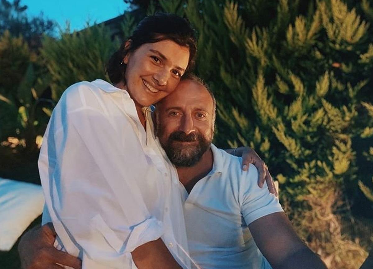 Bergüzar Korel ve Halit Ergenç çifti evliliklerinin 11. yılını kutladı: Yaşadığım her şey bin kez helal olsun