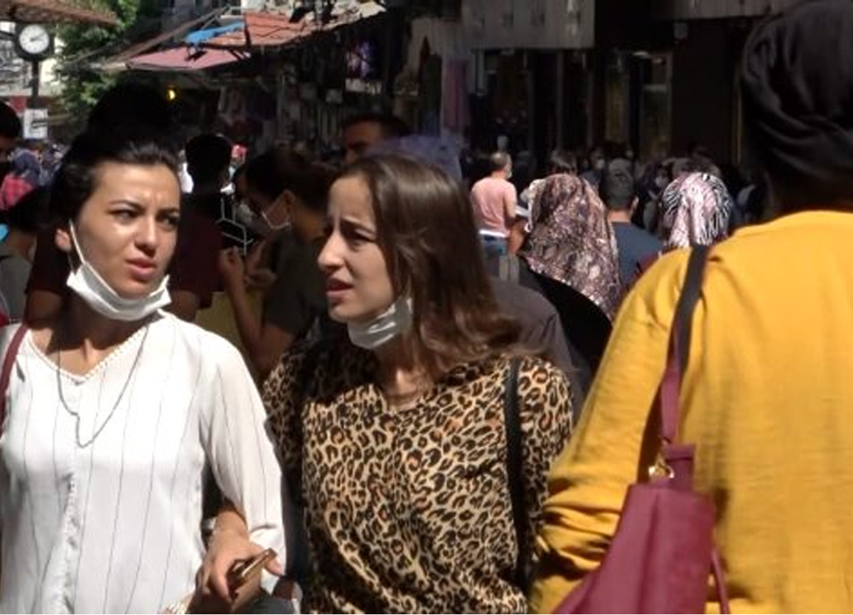 Gaziantep'te uyarılar hiçe sayılıyor
