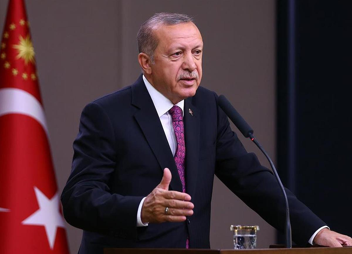 Cumhurbaşkanı Recep Tayyip Erdoğan gündemi değerlendirdi